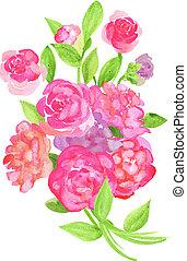 květovat kytice