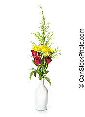 květovat váza