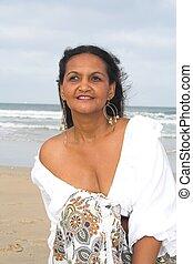kvinde, afrikansk