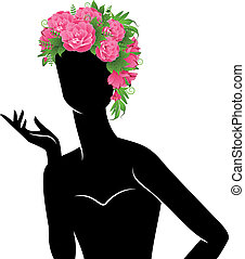 kvinde, skønhed