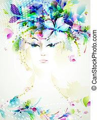 kvinder, mode