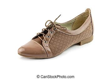 kvinnor, skor
