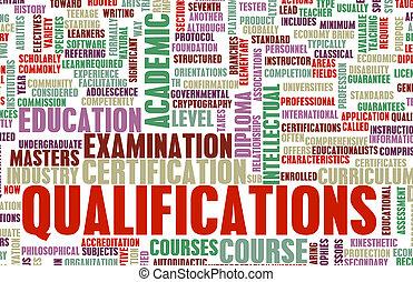 kwalificaties