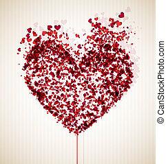 kwetsbaar, hart