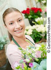 kwiaciarka
