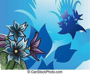 kwiatowa sztuka