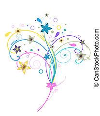 kwiatowy bukiet