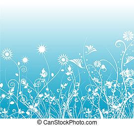 kwiatowy, chaos