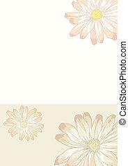kwiatowy, karta