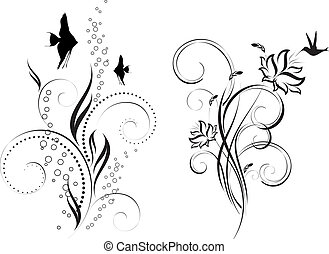 kwiatowy zamiar