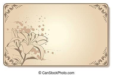 kwiaty, piękny