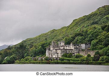 kylemore の大修道院, アイルランド