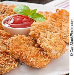 kylling guldklumper
