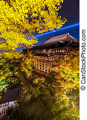 Kiyomizu-dera Temple - Kyoto Kiyomizu-dera Temple Japan at...