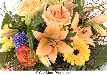 kytice k květovat