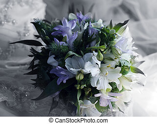kytice, svatba