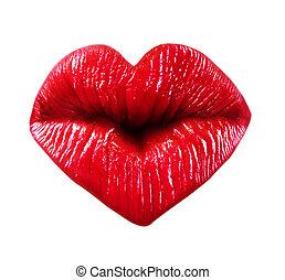 lábios, são, valentine