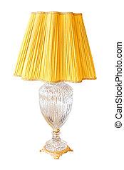 lámpa, elszigetelt
