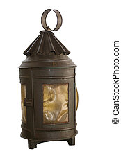 lámpa, középkori