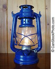 lámpara de querosén