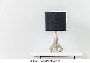 lámparade mesa, cabecera