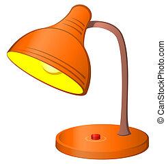 lámparade mesa