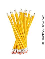 lápices, plomo