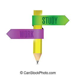 lápis, estudo, trabalho, ilustração, desenho, bandeira