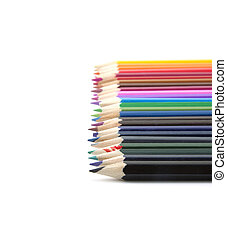 lápis, fila
