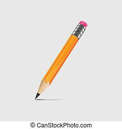 lápis, grafita