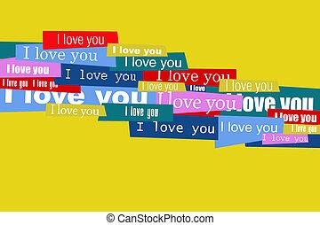 láska, poselství