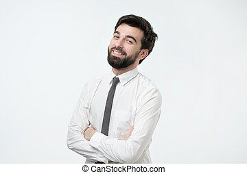 975917b6e4ecdf Spanisch, schwarzes hemd, mann Stockbild | csp23291450