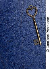 läder, Årgång, bakgrund, nyckel