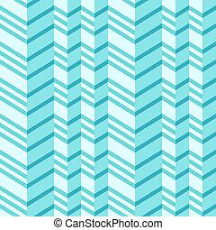 lägenhet, seamless, mönster, geometriskt, illusion., 3