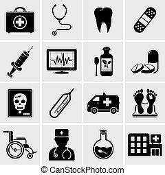 läkar ikon