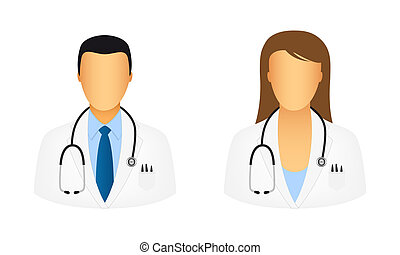 läkare, ikonen