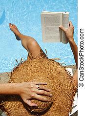 läsning, slå samman