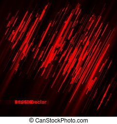 lätt, lysande, blod, bakgrund, läskblock