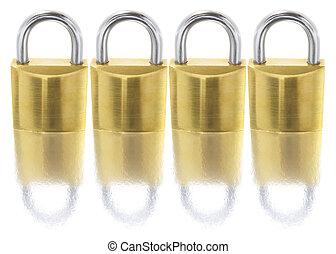 låser