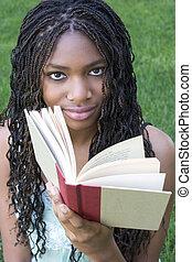 læsning kvinde