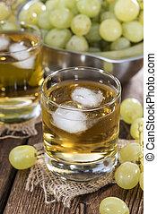 lé, szőlő