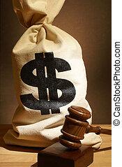 légal, dépenses