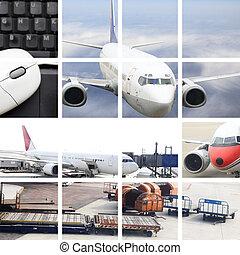 légiszállítás