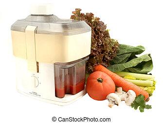 légume, centrifugeuse