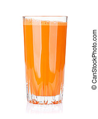 légume frais, smoothie., jus carotte