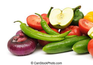 légume, fruits