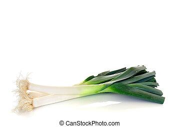 légume, poireau