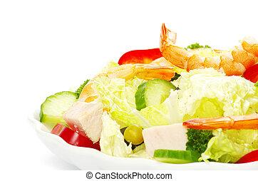légume, salade