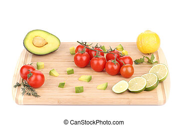 légumes, fruits., assorti