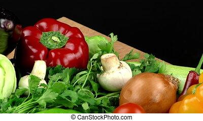 légumes, tout ensemble